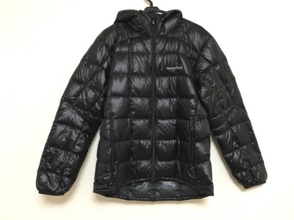 mont-bell(モンベル) ダウンジャケット サイズ L L メンズ 黒 冬物