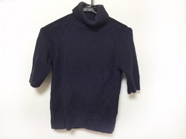 ポロスポーツラルフローレン 半袖セーター サイズM レディース ダークネイビー