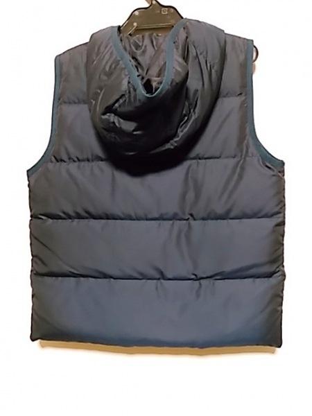 セオリー ダウンベスト サイズ2 S レディース ダークネイビー キルティング/冬物