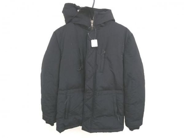 コスチュームナショナルオム ダウンジャケット サイズ48 XL メンズ 黒 冬物