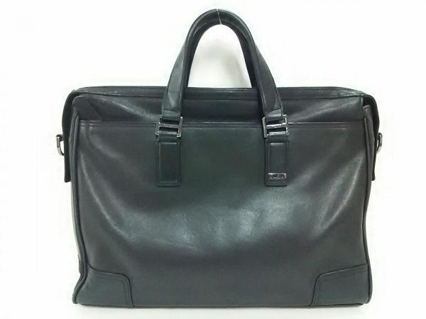 TUMI(トゥミ) ビジネスバッグ 68517D 黒 レザー