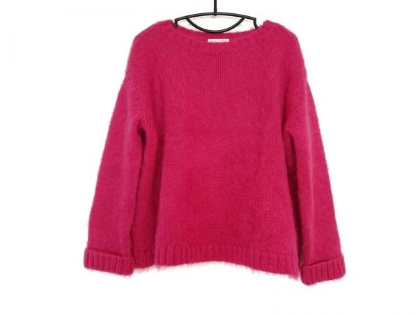 ジェイ&エムデヴィッドソン 長袖セーター サイズXS レディース美品  ピンク