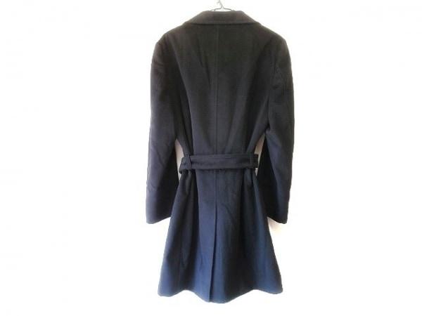 Platinum COMME CA(プラチナコムサ) コート サイズL メンズ 黒 冬物