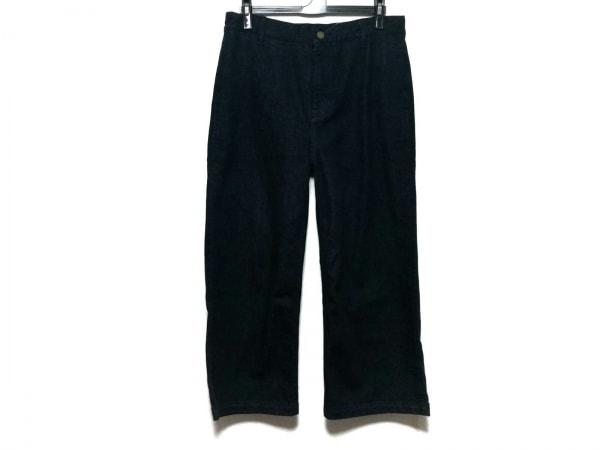 BEARDSLEY(ビアズリー) パンツ サイズF レディース美品  ネイビー デニム
