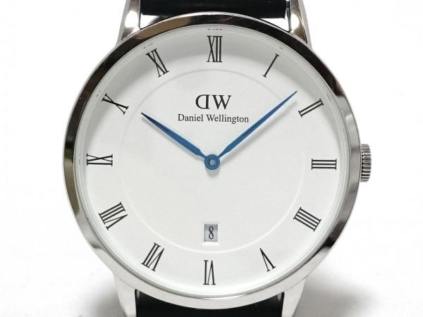 ダニエルウェリントン 腕時計 ダッパー B38S3 レディース 革ベルト