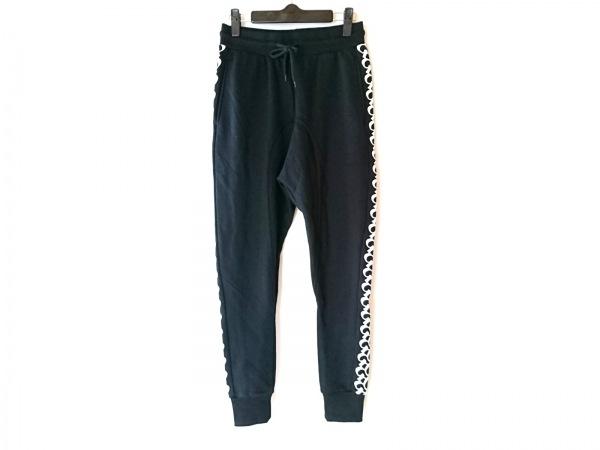 DRESS CAMP(ドレスキャンプ) パンツ サイズS レディース 黒 スウェット
