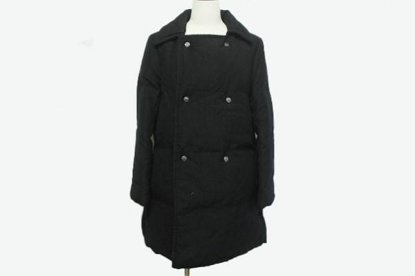 Umii 908(ウミ908) ダウンコート サイズ2 M レディース 黒 冬物