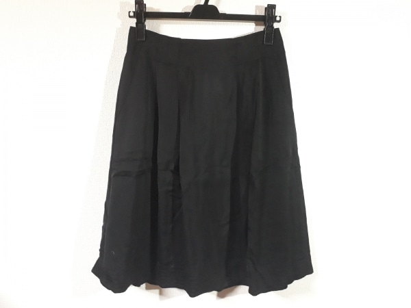 Scapa(スキャパ) スカート サイズ36 M レディース美品  黒