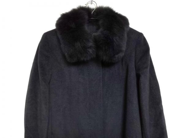 PalaceGarden(パレスガーデン) コート サイズ11 M レディース美品  ダークグレー
