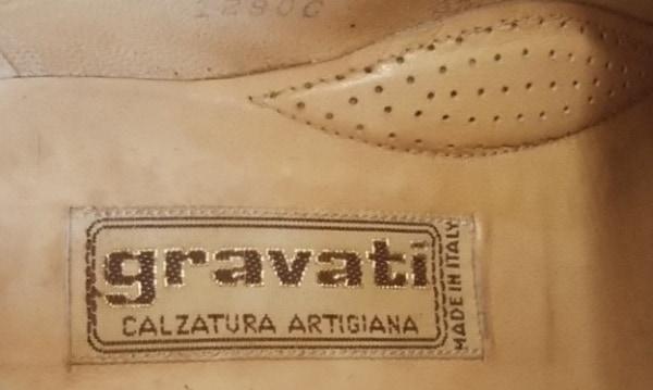 gravati(グラバティ) パンプス 35 レディース 黒 レザー