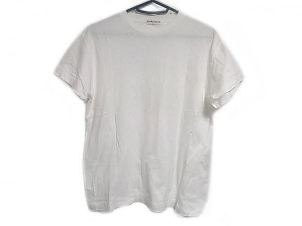 VAN(バン) 半袖Tシャツ サイズM メンズ 白×黒