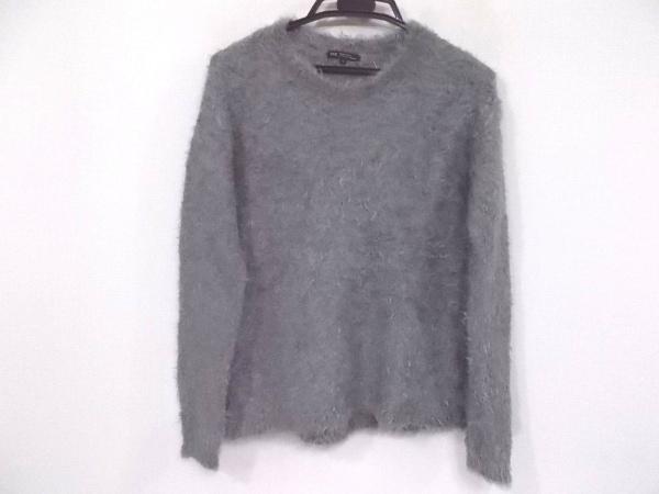 23区(ニジュウサンク) 長袖セーター サイズ40 M レディース新品同様  ダークグレー