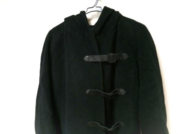 JUNKO SHIMADA(ジュンコシマダ) コート サイズ3 L レディース 黒 冬物
