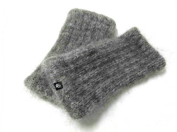 BEAMSBOY(ビームスボーイ) 手袋 レディース美品  グレー ウール