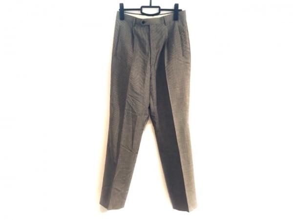PaulSmith(ポールスミス) パンツ サイズXL メンズ アイボリー×ダークブラウン×黒