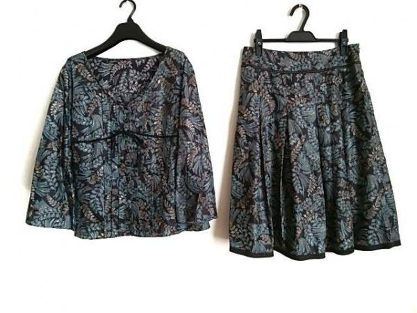 COMME CA DU MODE(コムサデモード) スカートセットアップ レディース美品