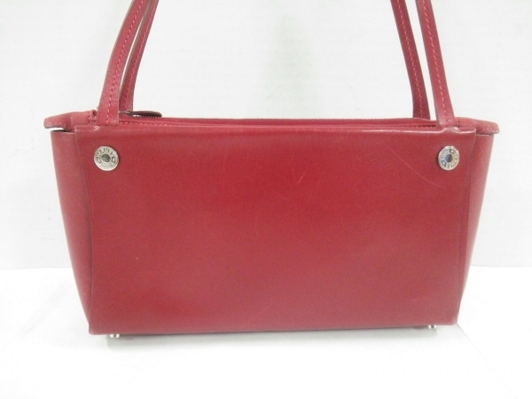 HERMES(エルメス) ショルダーバッグ - ヴァーミリオン シルバー金具 ボックスカーフ