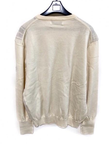 Adabat(アダバット) 長袖セーター サイズ48 XL メンズ チェック柄 2
