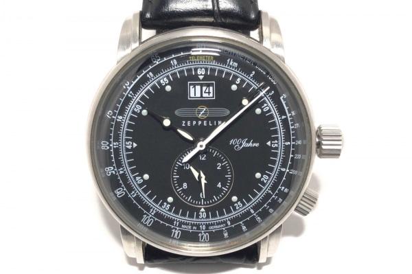 ZEPPELIN(ツェッペリン) 腕時計 7640 メンズ 黒