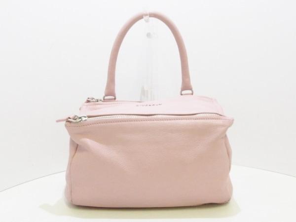 GIVENCHY(ジバンシー) ハンドバッグ パンドラ スモール ピンク レザー