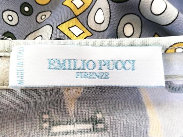 EMILIO PUCCI(エミリオプッチ) スカートセットアップ サイズ38 S レディース美品