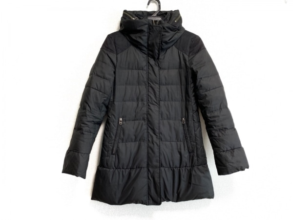 LEJOUR(ルジュール) ダウンコート サイズ36 S レディース 黒 冬物