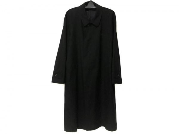 エーエーアールヨウジヤマモト コート サイズL メンズ 黒 DURBAN/春・秋物
