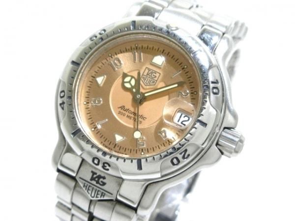 TAG Heuer(タグホイヤー) 腕時計 WH2315-K1 レディース 要OH ベージュ