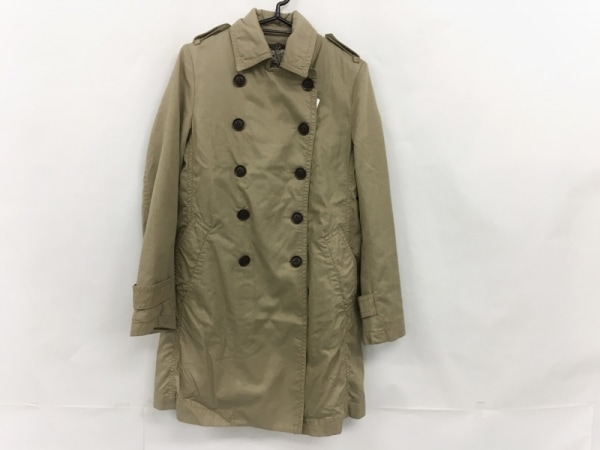 blanc basque(ブランバスク) コート サイズ38 M レディース美品  ベージュ 春・秋物