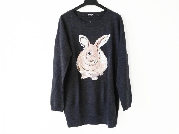 MARKUS LUPFER(マーカスルプファー) 長袖セーター サイズS レディース美品