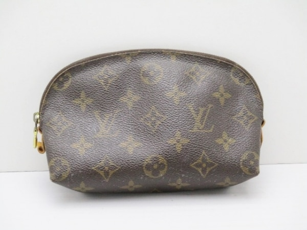 the latest 38574 b631d LOUIS VUITTON(ルイヴィトン) ポーチ モノグラム ポシェット・コスメティック M47515