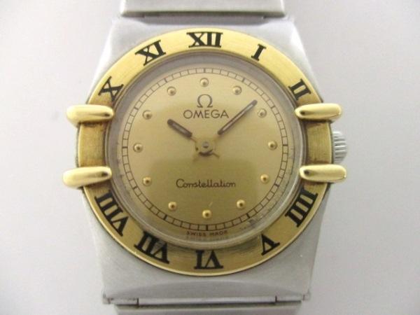 OMEGA(オメガ) 腕時計 コンステレーション 1470.10 レディース ゴールド