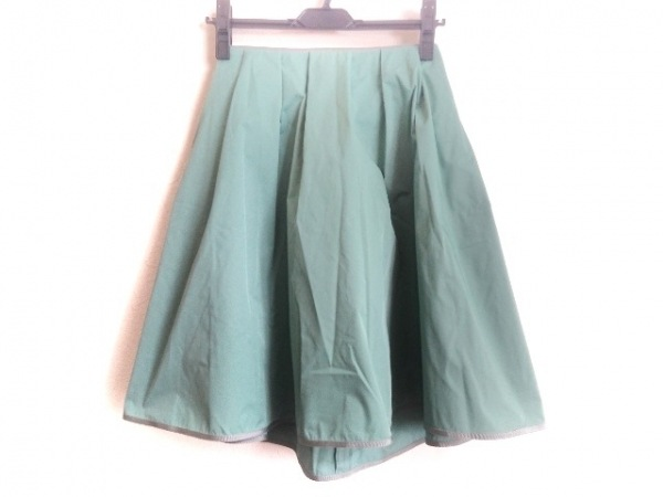DAISY LIN(デイジーリン) スカート サイズ38 M レディース美品  グリーン