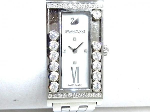 SWAROVSKI(スワロフスキー) 腕時計 - レディース ライトブルー