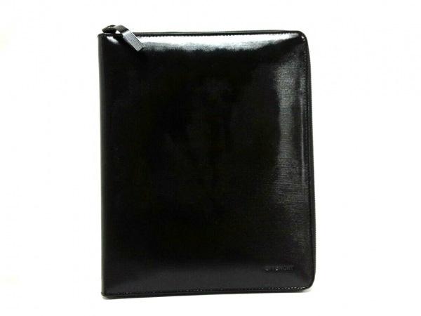 GIVENCHY(ジバンシー) 小物入れ美品  - 黒 ipadケース レザー