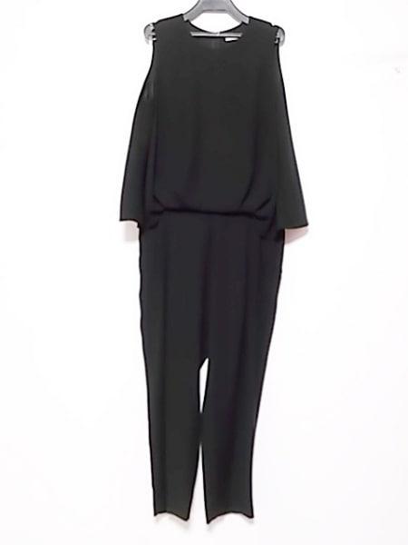 ELFORBR(エルフォーブル) オールインワン サイズ38 M レディース美品  黒