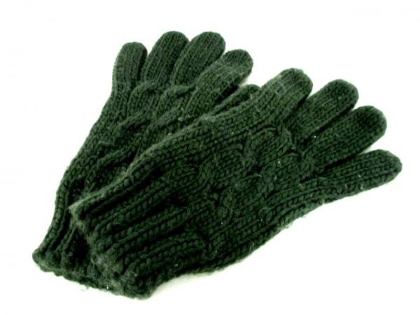 プロポーションボディドレッシング 手袋 レディース カーキ アクリル