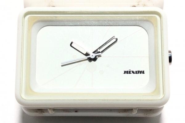 NIXON(ニクソン) 腕時計 THE VEGA - レディース 白