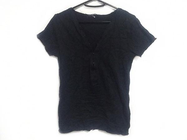 SHELLAC(シェラック) 半袖カットソー メンズ 黒