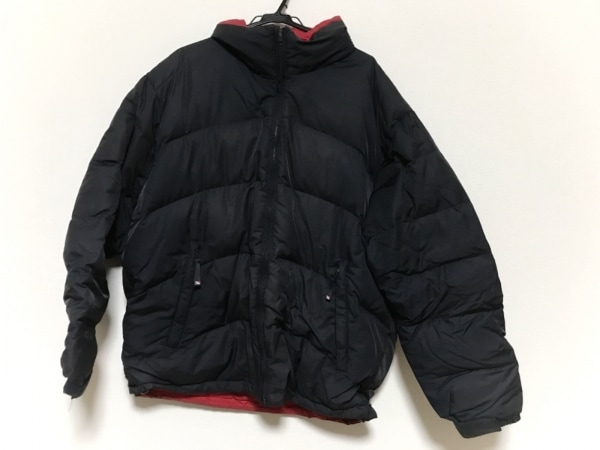 NAUTICA(ノーティカ) ダウンジャケット メンズ 黒 冬物