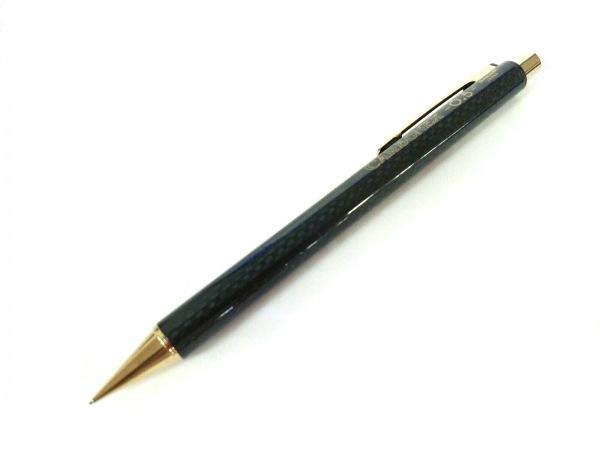 SAILOR(セーラー) シャープペンシル美品  黒×ゴールド 芯あり芯/0.5mm