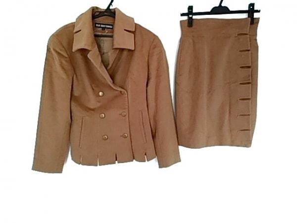 49アベニュージュンコシマダ スカートスーツ サイズ9 M レディース ブラウン