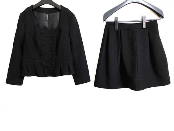 joias(ジョイアス) スカートスーツ サイズ1 S レディース 黒