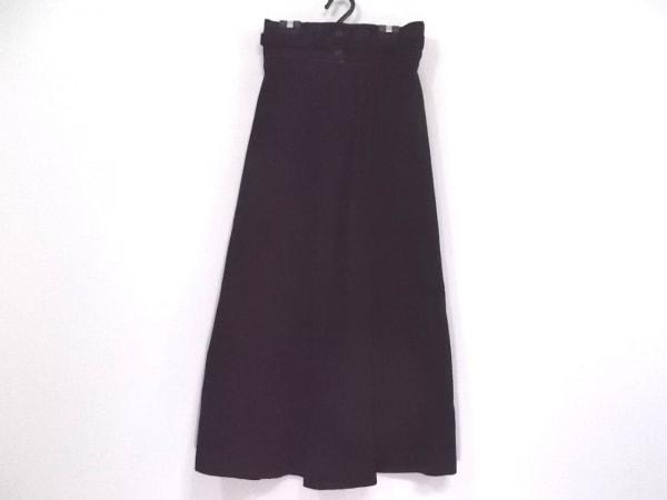 HaaT HeaRT(ハート) パンツ サイズ1 S レディース 黒×グレー×マルチ 刺繍