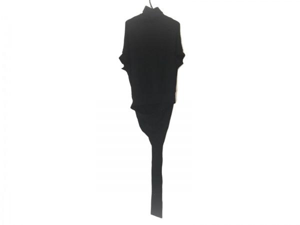 Y-3(ワイスリー) カットソー レディース 黒 変形デザイン