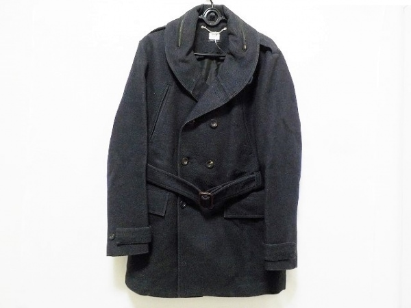 C.P.COMPANY(シーピーカンパニー) コート サイズ46 XL メンズ ダークグレー 冬物