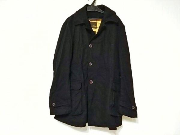 Edition(エディション) コート サイズ48 XL メンズ 黒 冬物