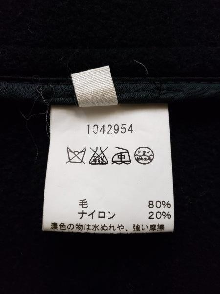 グローバーオール ダッフルコート サイズ8 M レディース美品  黒 冬物/アニエスベー