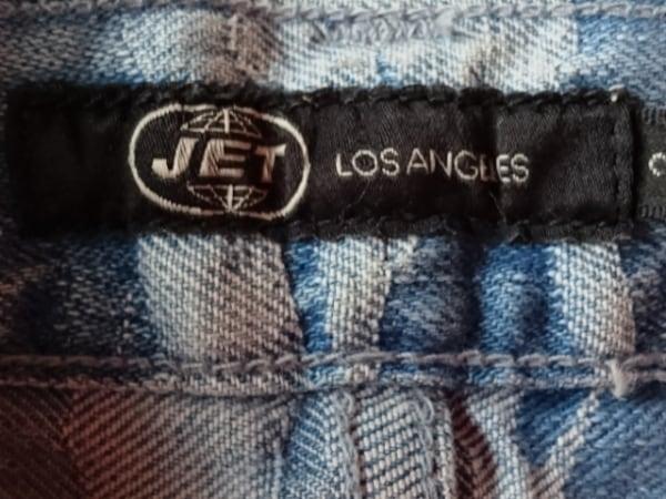 JET LOS ANGELES(ジェット) ジーンズ サイズ2 M レディース ライトブルー