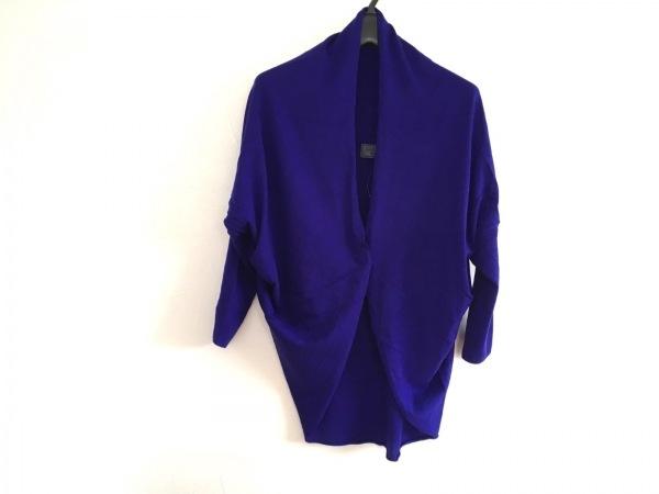 LANVIN(ランバン) カーディガン レディース美品  ブルー Ete2014